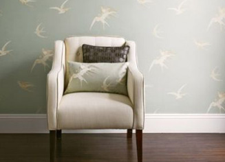 Sanderson wallpaper perfect for your home