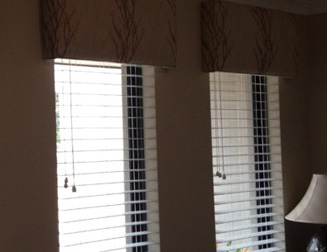 Wood Look Venetian Blinds