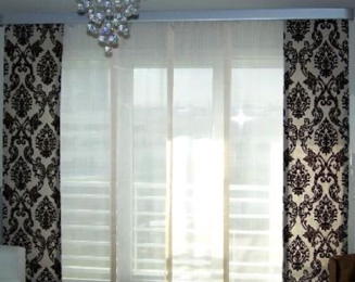 Curtains to add class ask Rian's Window Treatments