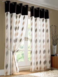 curtains by Rians